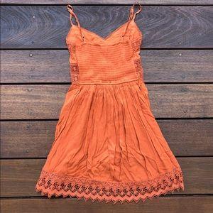 Abercrombie & Fitch Dresses - Lacey Orange Dress
